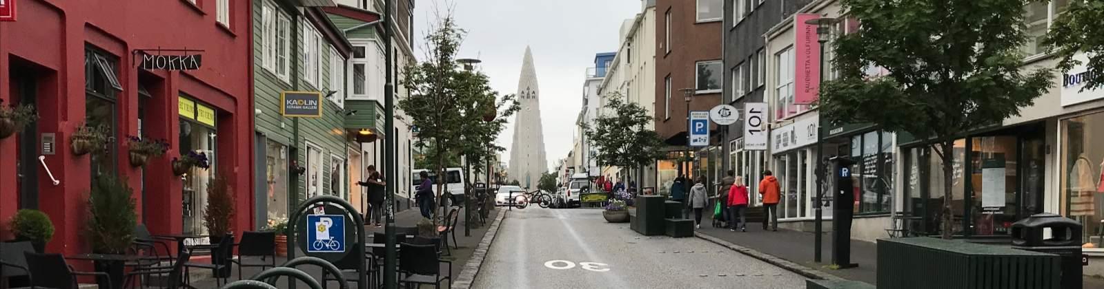 Shoppen Reykjavik